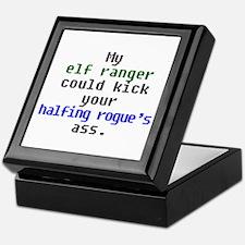 My Elf Ranger Keepsake Box