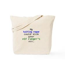 My Halfling Rogue Tote Bag