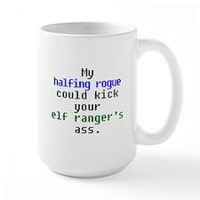 My Halfling Rogue Mug