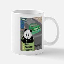 work for Bamboo Panda Mug