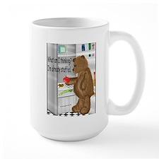 Diet Teddy Bear MugMugs