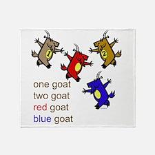 One Goat, Two Goat, Red Goat, Blue Goat Stadium B