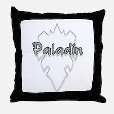 paladin logo Throw Pillow