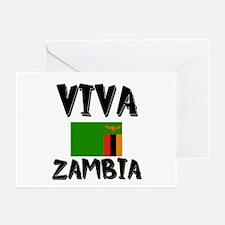 Viva Zambia Greeting Cards (Pk of 10)