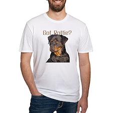 """""""Got Rottie?"""" Shirt"""