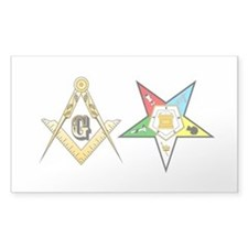 Masonic - Eastern Star Decal