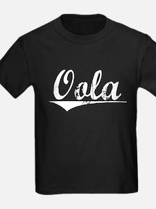 Oola, Vintage T