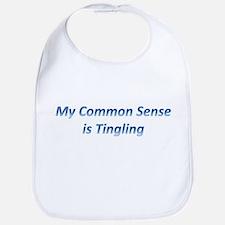Common Sense Bib