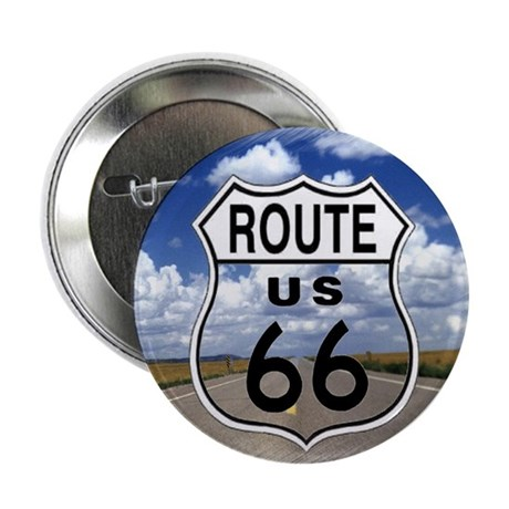 Rt. 66 Button