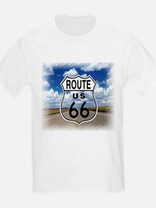 Rt. 66 Kids T-Shirt