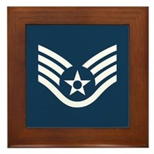 Staff Sergeant<BR> Framed Tile
