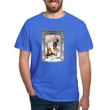 Children in the snow T-Shirt