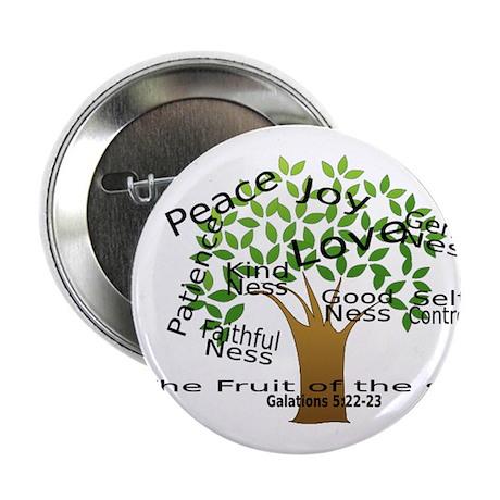 "Fruit of the Spirit 2.25"" Button"