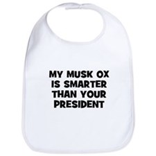 My Musk Ox Is Smarter Than Yo Bib