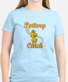 Pottery Chick #2 T-Shirt