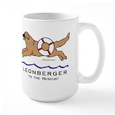 Extra Large Leo Water Rescue Mug