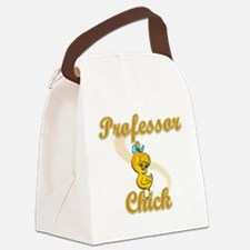 Professor Chick #2 Canvas Lunch Bag