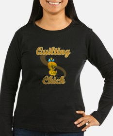 Quilting Chick #2 T-Shirt