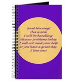 Awesome god Journals & Spiral Notebooks