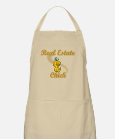 Real Estate Chick #2 Apron