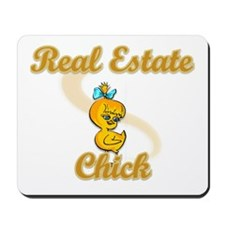 Real Estate Chick #2 Mousepad