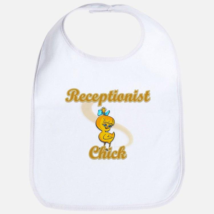 Receptionist Chick #2 Bib