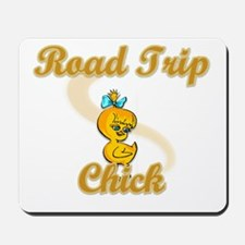 Road Trip Chick #2 Mousepad