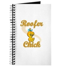 Roofer Chick #2 Journal