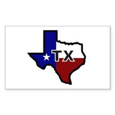 TX - Texas Decal