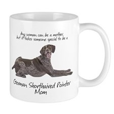 Pointer Mom Small Mug