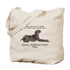 Pointer Mom Tote Bag