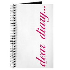 Dear Diary Journal