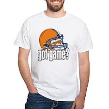 Got Game? Football Helmet Shirt