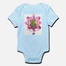 Kuan Yin Mantra Infant Creeper