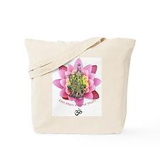 Kuan Yin Mantra Tote Bag