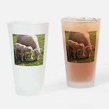 Sticking Close Drinking Glass