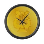 US Army Band Branch Large Wall Clock