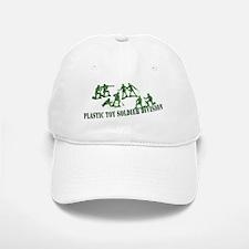 Plastic Toy Soldier Division Baseball Baseball Cap