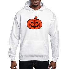 Pumpkin face halloween Hoodie