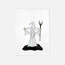 Mage wizard 5'x7'Area Rug