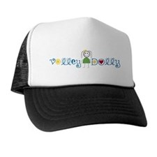 Volley Dolly Trucker Hat