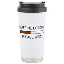 Caffeine Loading Travel Mug