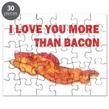 I LOVE YOU MORE THAN BACON.jpg Puzzle