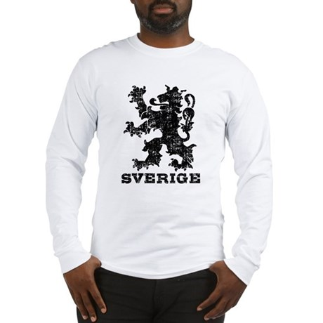 Sverige Long Sleeve T-Shirt