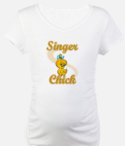 Singer Chick #2 Shirt