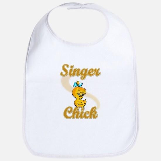 Singer Chick #2 Bib