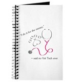 Vet tech Journals & Spiral Notebooks