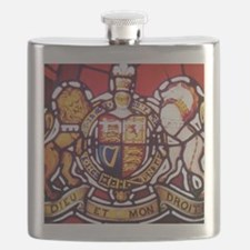 Coat of Arms Flask