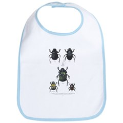 Beetle Insects Bib