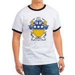 Latham Coat of Arms Ringer T